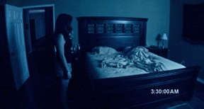Image: Katie in Paranormal Activity