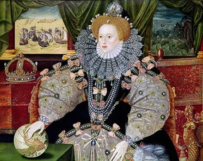 Elizabeth I made it clear that she would never marry early on