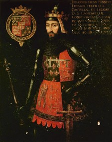 John of Gaunt is a prominent name when it comes to the monarchy