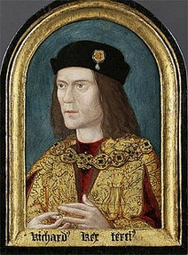 Tudor portrait of Richard III