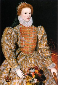 Elizabeth I refused to listen to the papal bull