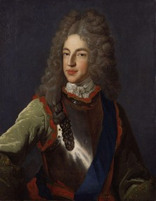 James Francis Edward Stuart is also less commonly known as James III of England to the Jacobites.