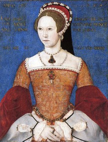 Mary I allowed her husband to become King of England