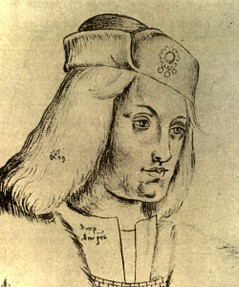 Perkin Warbeck was one of the most notorious threats to Henry VII