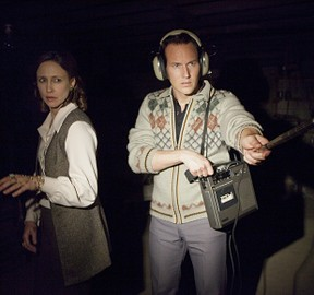 Image: The Warrens from The Conjuring
