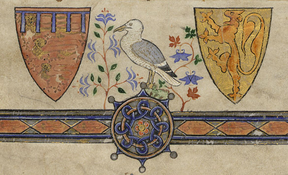 Alphonso's coat of arms