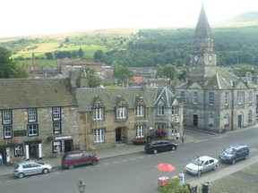 Image: Falkland in Fife