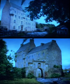 Image: Lallybroch from the Outlander show