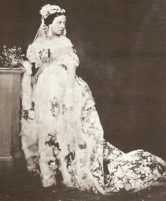 Queen Victoria set the trend for a white wedding dress