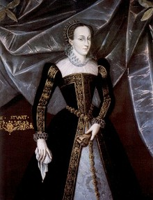A Tudor gown used for weddings