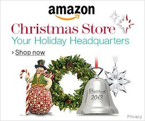 Shop Amazon Christmas Store