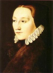 Frances Brandon was the scheming mother of Jane Grey