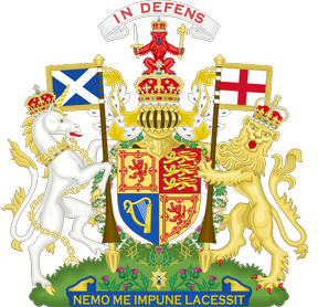 Elizabeth II Coat of Arms