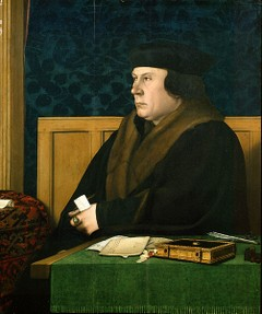 Thomas Cromwell was saddened by his mentor's death.