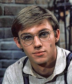 Image: Richard Thomas as John Boy Walton