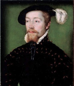 James V of Scotland died on December 14, 1542