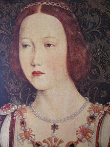 Henry VIII chose his younger sister's line for succession.