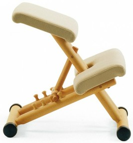 adjustable kneeling chair