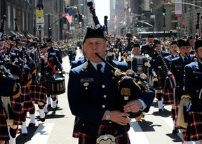 Image: New York Irish Parade