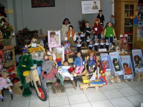 Wooden Toys in Saxony