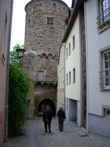 Ruins in Gorlitz