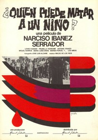 Spanish poster for Who Can Kill a Child (1976)
