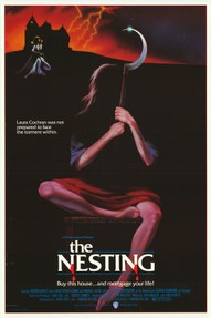 "Alternative artwork for ""The Nesting"" (1981)"