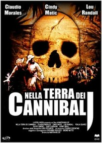 "Italian poster for ""Land of Death"""