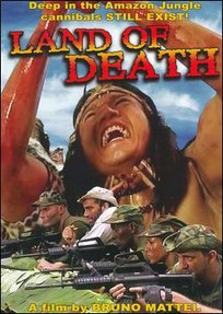 "Poster for ""Land of Death"""