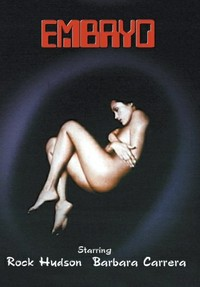"Video sleeve for ""Embryo"" (1976)"