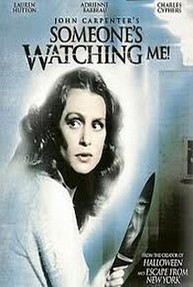 DVD sleeve for Someone's Watching Me! (1978)