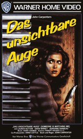 German video sleeve for Someone's Watching Me! (1978)