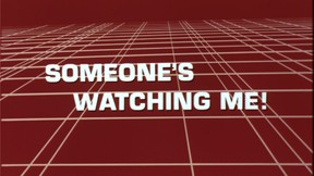 Title card for Someone's Watching Me! (1978)