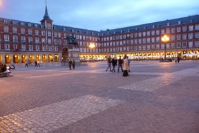Plaza Mayor, Madrid
