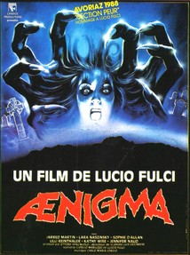 Poster for Aenigma (1987)