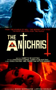 Artwork for The Antichrist (1974)