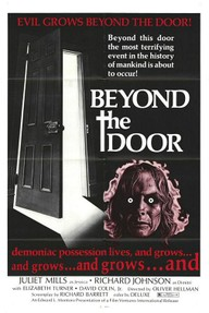 American poster for Beyond the Door (1974)
