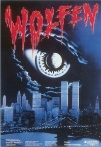 "Altenative art for ""Wolfen"" (1981)"
