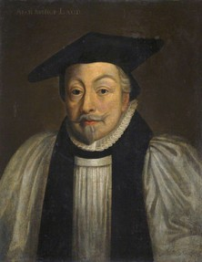 William Laud was one of Charles I's advisers but it didn't work out for him