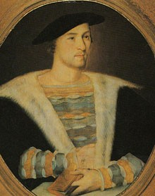 William Carey was the first husband of Mary Boleyn