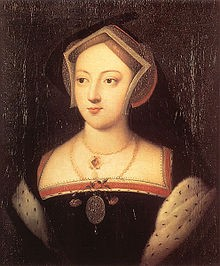 Mary Boleyn was the eldest sister of Anne and George