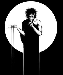 Image; The Sandman by Neil Gaiman