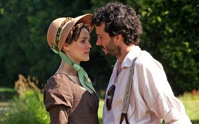 Image: Jane and Martin in Austenland