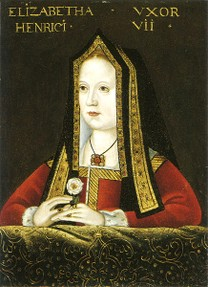 Elizabeth of York was the daughter of Edward IV, which played a major factor for Henry VII