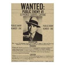 Public Enemy No. 1 - Al Capone