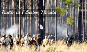 Olustee 150th Anniversary Reenactment