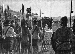 Image: Battle of Bannockburn