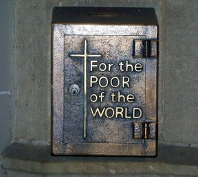 For the poor of the world