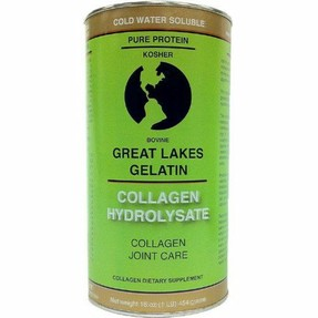 Great Lakes Gelatin Collagen Supplement