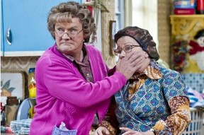 Image: Mrs Brown and Winnie